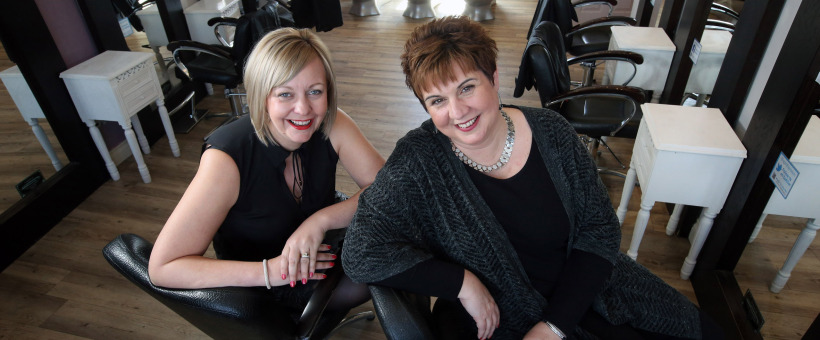 Vocational qualifications key to hair salon's future success