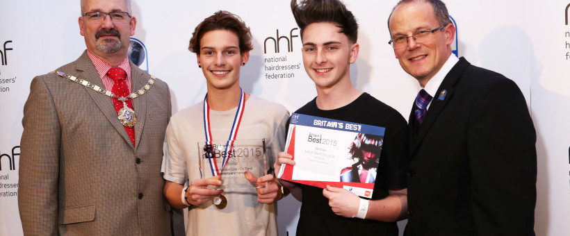 It's Official… Spirit Hair Team is One of Britain's Best!