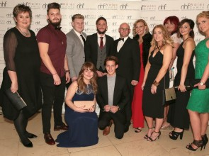 Spirit Hair Team Nominated for Welsh Salon Team of the Year