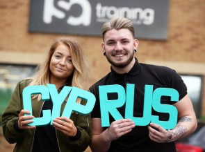 Work experience of a lifetime awaits two hairdressing apprentices in Cyprus
