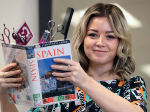 Spanish Work Experience Awaits Spirit Apprentice